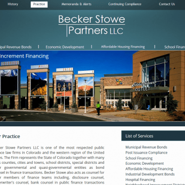 Becker Stowe Partners LLC – Denver, Colorado