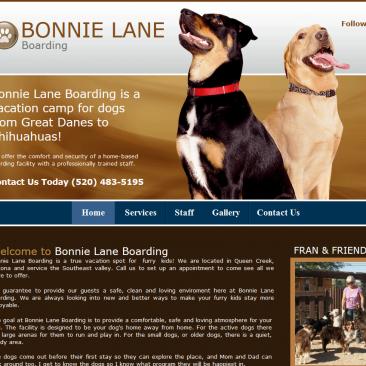 Bonnie Lane Boarding & Grooming – Queen Creek, Arizona