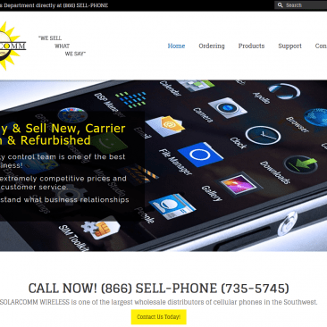 Solarcomm Wireless – Tempe, Arizona