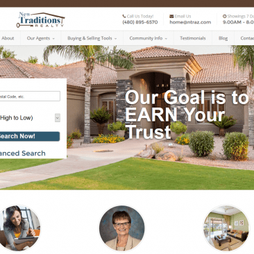 New Traditions Realty – Chandler, Arizona