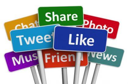 Web Design - social-media-signs - San Jose CA
