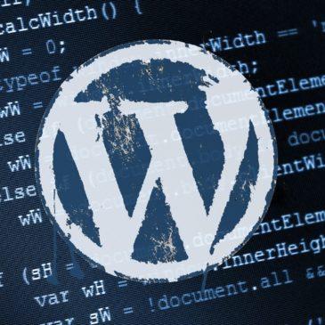 New WordPress Core Update