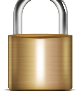 Web Design - lock icon - Gilbert AZ