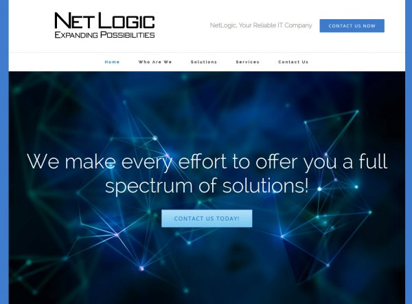 Web Design - NetLogic - Chandler AZ