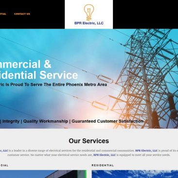 BPR Electric, LLC – San Tan Valley, AZ