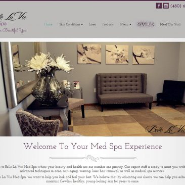 Belle La Vie Med Spa – Chandler, Arizona