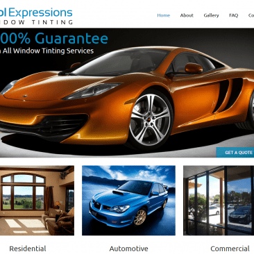 Cool Expressions Window Tinting – Chandler, AZ