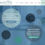 Web Design - Projects Plus - Chandler AZ