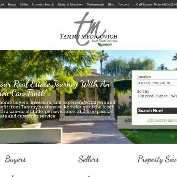 Tammy Medigovich Real Estate Services – Mesa, Arizona