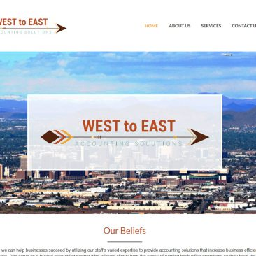 West to East Accounting Solutions – Scottsdale, Arizona