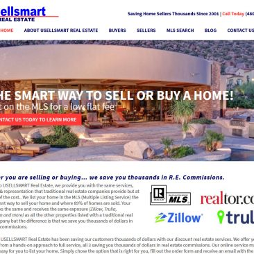 USellSmart Real Estate, LLC. – Fountain Hills, Arizona