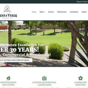 Terra Verde Landscape Solutions – Gilbert, Arizona