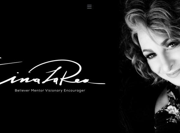 Web Design - TinaLaRea - Scottsdale AZ