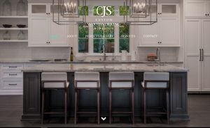 Contractor Web Design - CJS Woodworking - Simi Valley CA