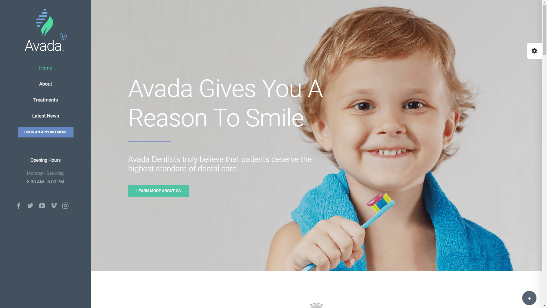 Web Design - Dentist - Chandler AZ