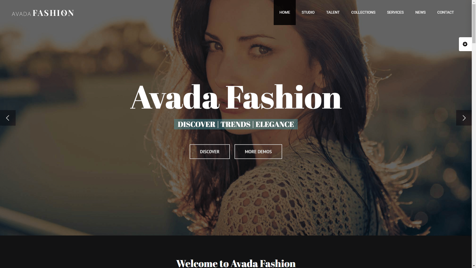 Web Design - Fashion - Newport Beach CA