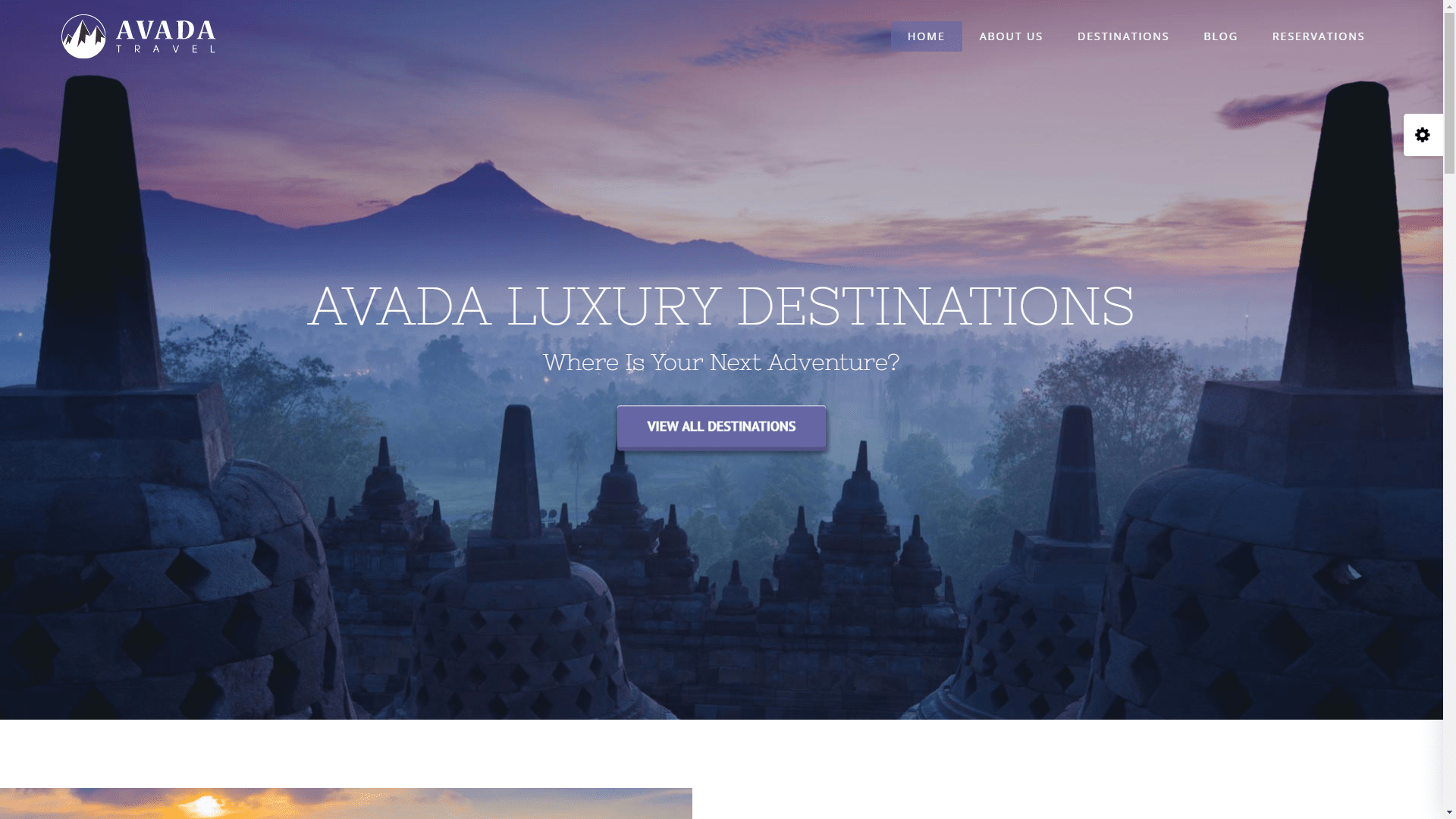 Web Design - Travel - Millbrae CA
