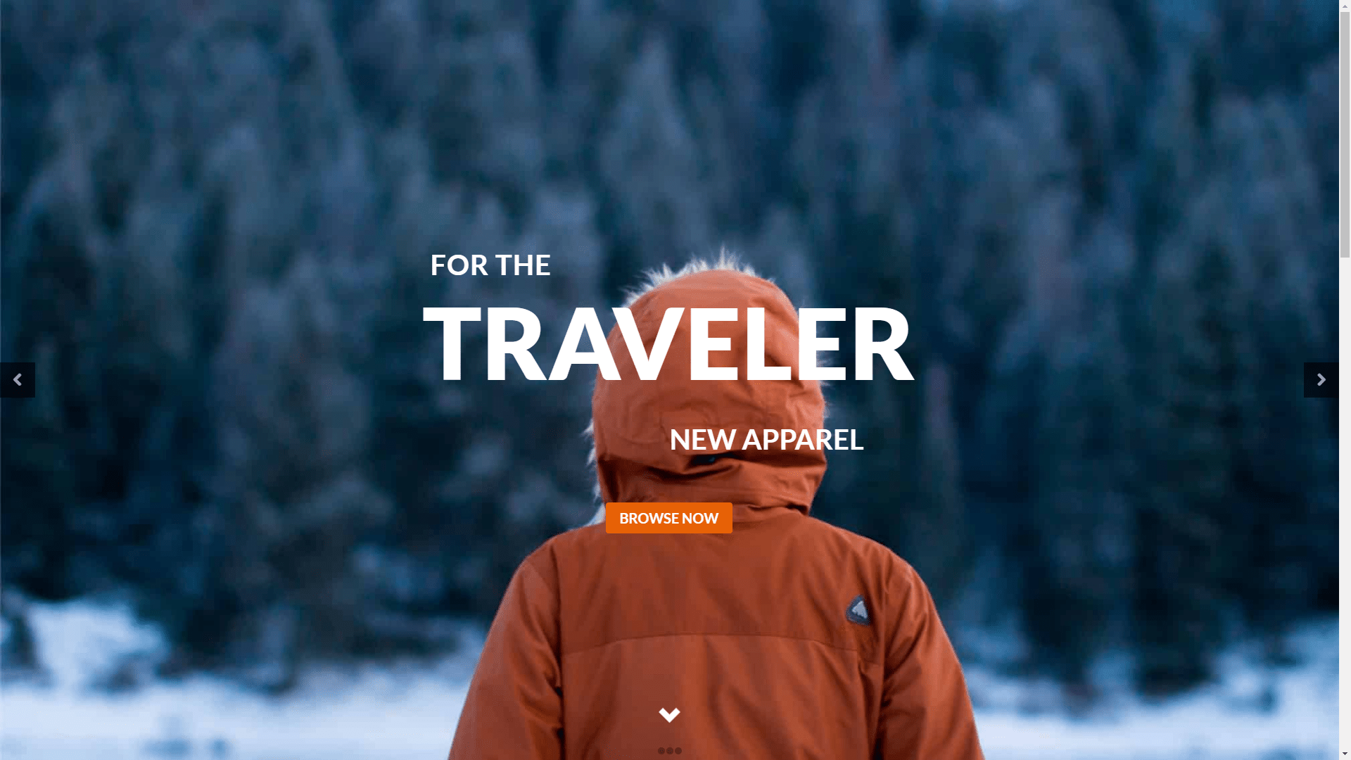 Web Design - Virtue Traveler - Colorado Springs CO