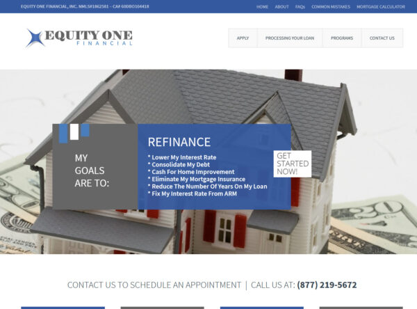 Equity One Financial – Merrillville, IN