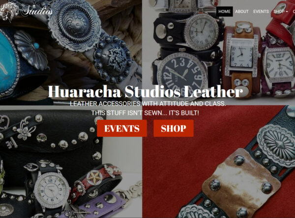 Huaracha Studios - Gold Bar, Washington - eCommerce