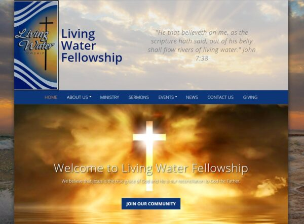 Living Water Fellowship - Rush City, Minnisota