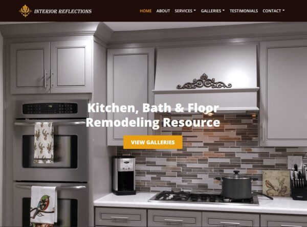 Interior Reflections - Kitchen, Bath & Floor Remodeling - Simi Valley, California